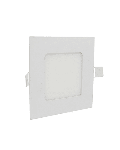 PANEL LED CUADRADO EMBUTIDO 4W IP33