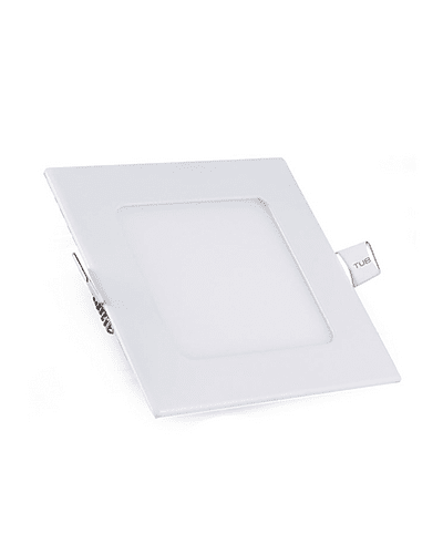 PANEL LED CUADRADO EMBUTIDO 6W IP33