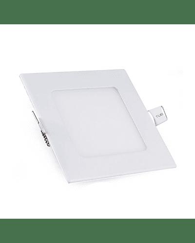 PANEL LED CUADRADO EMBUTIDO 6W IP20