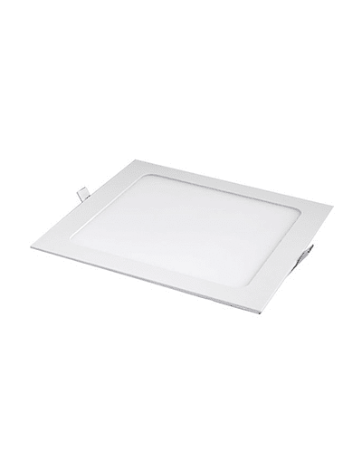 PANEL LED CUADRADO EMBUTIDO 12W IP33