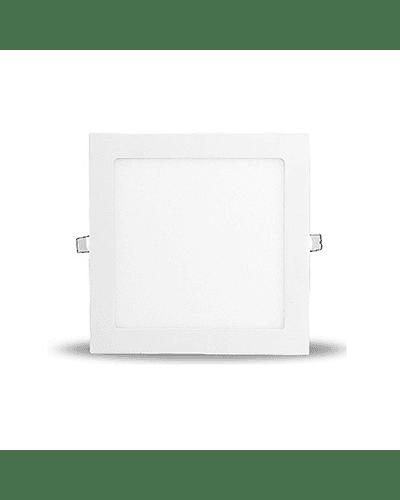 PANEL LED CUADRADO EMBUTIDO 18W IP33