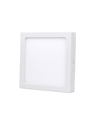 PANEL LED CUADRADO SOBREPUESTO 18W IP40