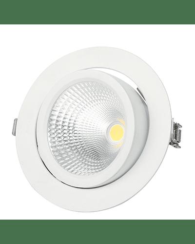 FOCO LED COB BASCULANTE CODO 30W 6000K IP33