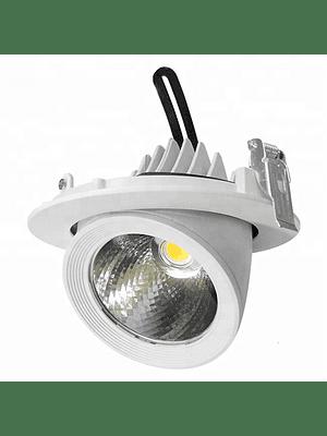 FOCO LED COB BASCULANTE CODO 40W IP33