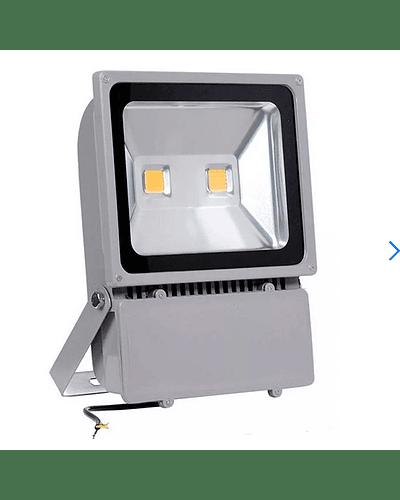 PROYECTOR LED COB 100W GRIS IP65