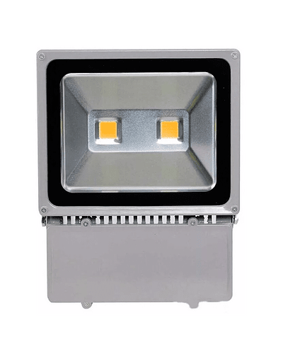 PROYECTOR LED COB 120W GRIS IP65