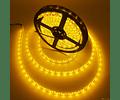 CINTA LED INTERIOR 14.4W SMD 5050 60LEDs/m 5mt. 12V. AMARILLO