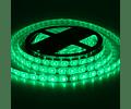 CINTA LED EXTERIOR 14.4W SMD 5050 60LEDs/m 5mt. 12V. VERDE