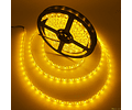 CINTA LED EXTERIOR 14.4W SMD 5050 60LEDs/m 5mt. 12V. AMARILLO