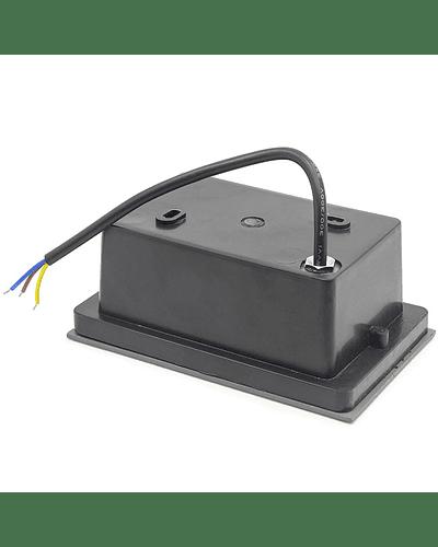 APLIQUE MURO VERTICAL LED 3W IP65 GRIS
