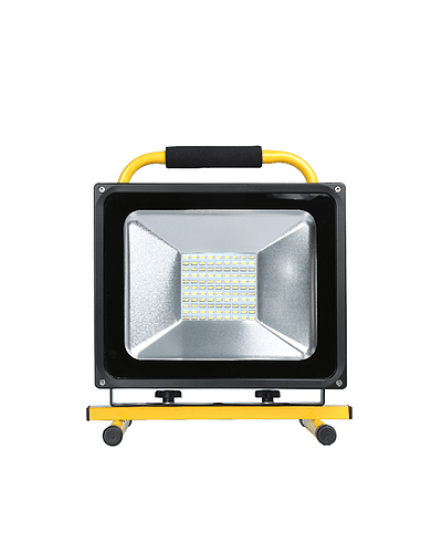 PROYECTOR LED DE EMERGENCIA RECARGABLE SMD 50W IP65
