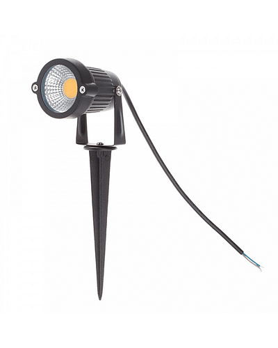 ESTACA LED COB 5W JARDÍN IP65