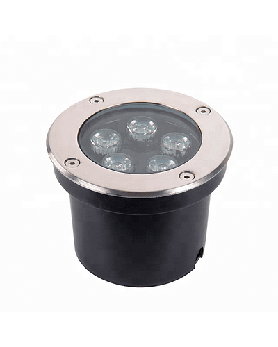 FOCO LED EMBUTIDO EN PISO 5W IP67