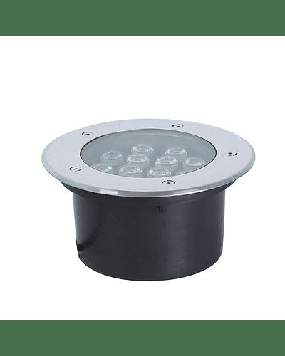 FOCO LED EMBUTIDO EN PISO 12W IP67