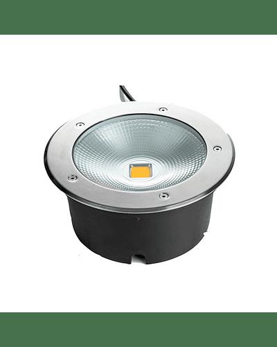 FOCO LED EMBUTIDO EN PISO 20W IP67