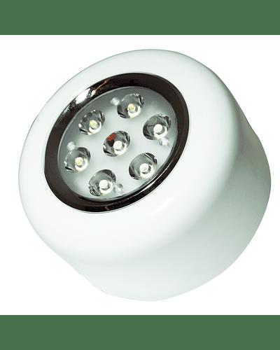 DOWNLIGHT LED SOBREPUESTO 7W LAVADORA IP20