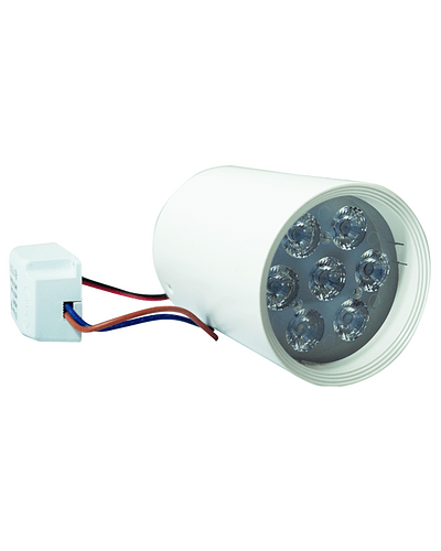 DOWNLIGHT LED SOBREPUESTO CILINDRO 7W IP20