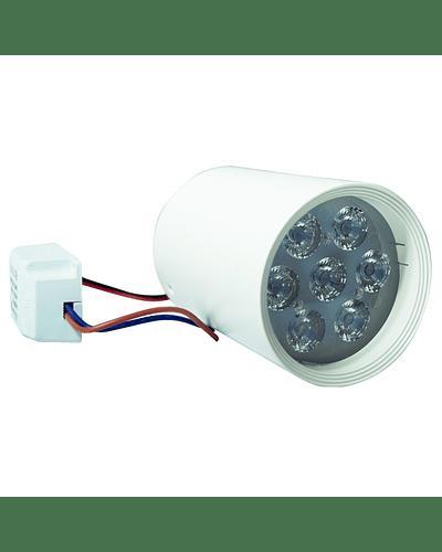 DOWNLIGHT LED SOBREPUESTO CILINDRO 7W IP20