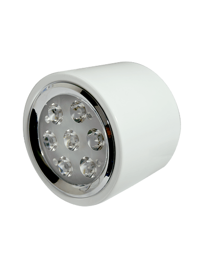 DOWNLIGHT LED SOBREPUESTO 7W LAVADORA MINI IP20