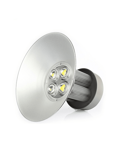 CAMPANA INDUSTRIAL LED COB EPISTAR 200W 6500K IP33