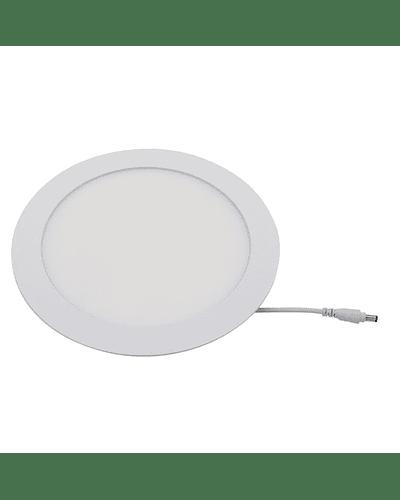 PANEL LED REDONDO EMBUTIDO 18W IP33