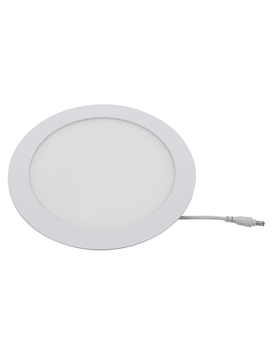 PANEL LED CIRCULAR EMBUTIDO 18W IP33 REGULABLE