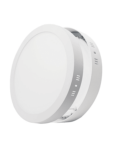 PANEL LED CIRCULAR SOBREPUESTO 18W IP40