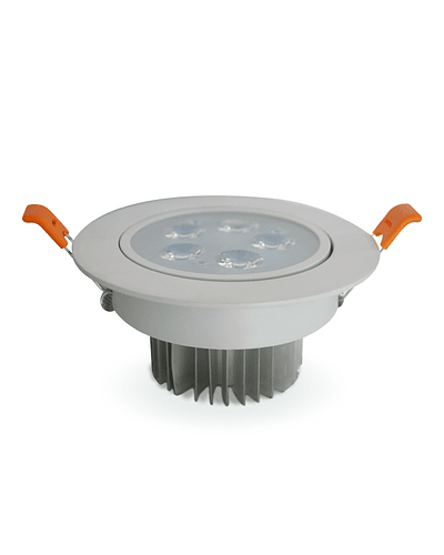 Foco Dicroico LED Embutido SMD 5W Blanco