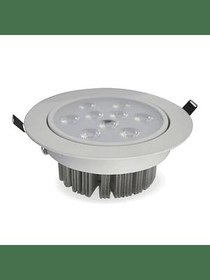 Foco Dicroico LED Embutido SMD 9W Blanco