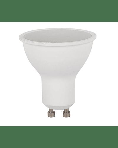Ampolleta LED Dicroica 6-70W GU10 Opal