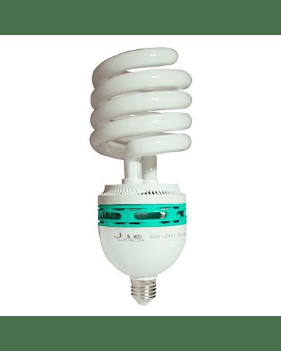Ampolleta Espiral Bajo Consumo 125W E27 Luz Fría