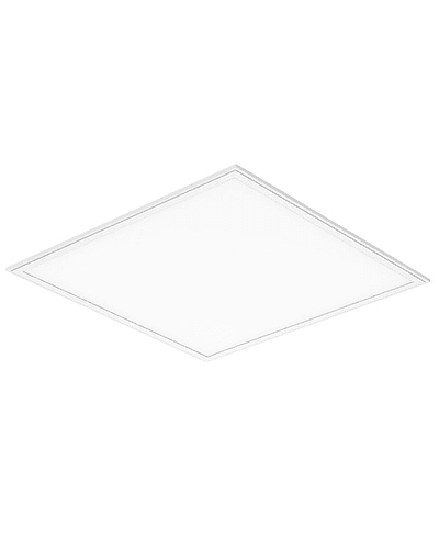 PANEL LED 60X60 CM. 40W EMBUTIDO O SUSPENDIDO MARCO BLANCO