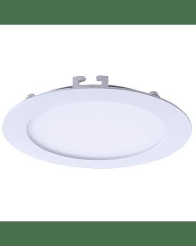 PANEL LED CIRCULAR EMBUTIDO 6W IP33
