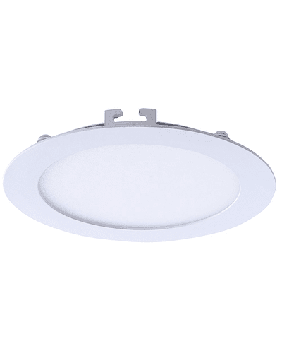PANEL LED CIRCULAR EMBUTIDO 9W IP33