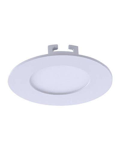 PANEL LED REDONDO EMBUTIDO 3W IP20