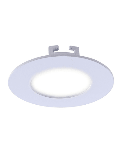 PANEL LED CIRCULAR EMBUTIDO 4W IP33