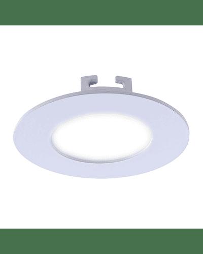 PANEL LED REDONDO EMBUTIDO 4W IP33