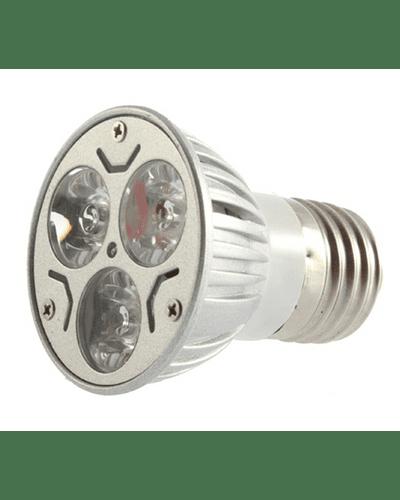 Ampolleta LED Dicroica 3-40W GU10