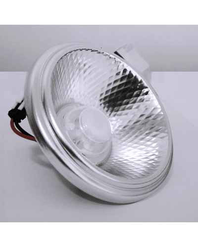 AMPOLLETA LED AR111 12-120W OPAL CONCÉNTRICA