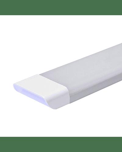 LUMINARIA LINEAL LED OPAL SUSPENDIDA 54W 120 CM. IP44