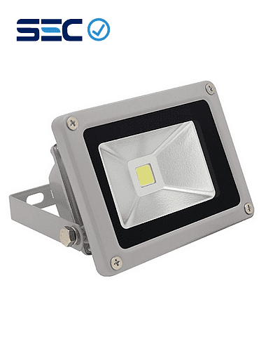 PROYECTOR LED COB 10W GRIS IP65