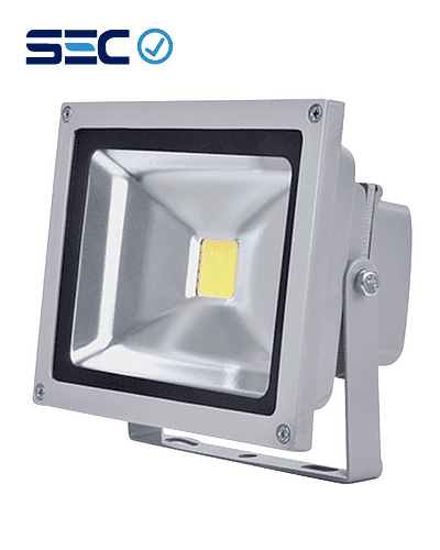 PROYECTOR LED COB 50W GRIS IP65