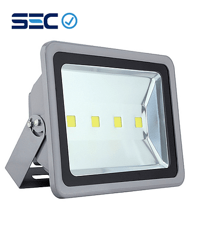 PROYECTOR LED COB 200W GRIS IP65