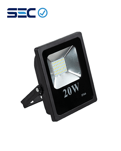 PROYECTOR LED SLIM SMD 20W IP66