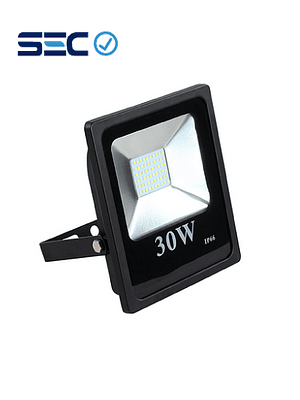 PROYECTOR LED SLIM SMD 30W IP66