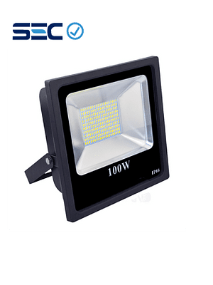 PROYECTOR LED SLIM SMD 100W IP66