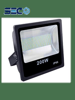PROYECTOR LED SLIM SMD 200W IP66