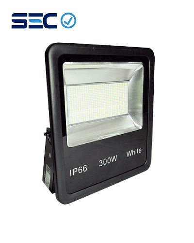 PROYECTOR LED SLIM SMD 300W 6500K IP66