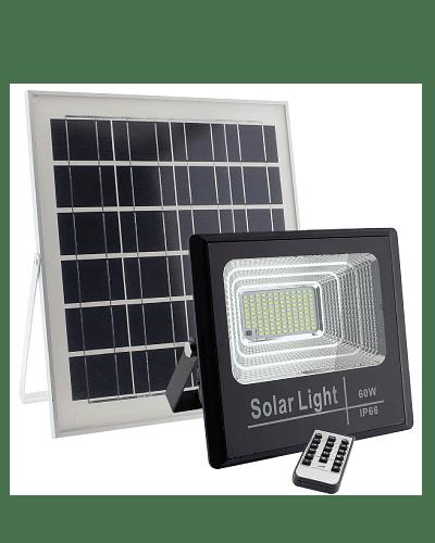 PROYECTOR LED SOLAR 60W 6500K IP67