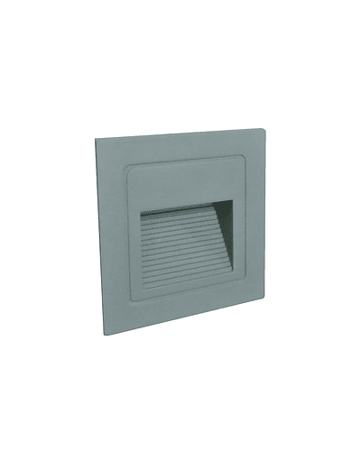APLIQUE LED MURO 5W IP65 GRIS